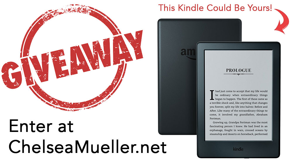 Want to Win a Kindle and a Stack of Rad Books?