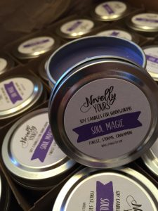 """Soul Magic"" Candles for Borrowed Souls by Chelsea Mueller"