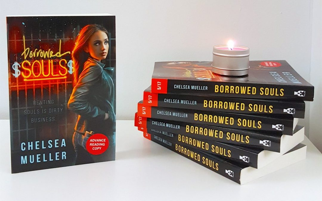 Read the First Chapter of Borrowed Souls!