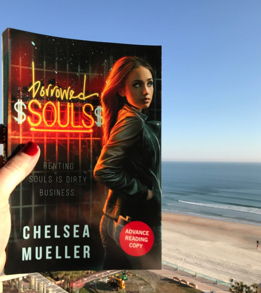 Borrowed Souls ARC makes it way to Daytona Beach. It could also make it to your house. Enter to win!