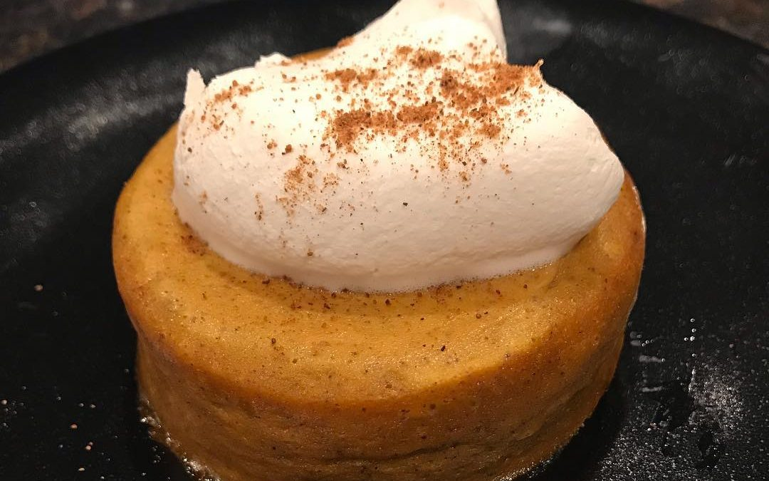She bakes! Chelsea's Pumpkin Pie Custard Recipe