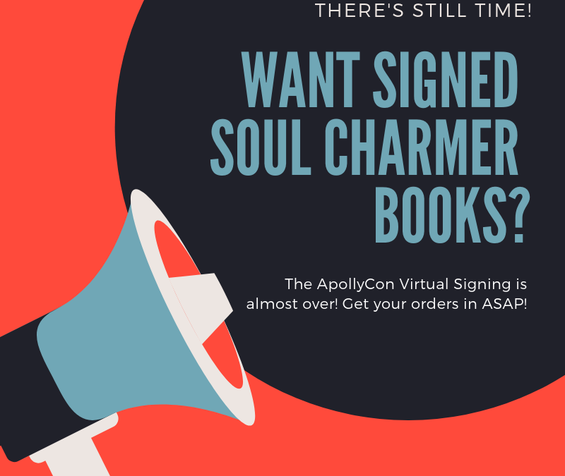 Last Call for the Virtual Signing