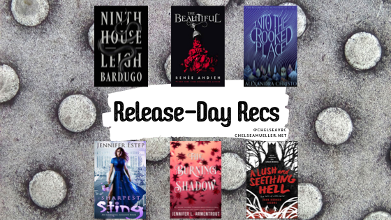Release-Day Book Recs: Bardugo, Ahdieh, Estep & more